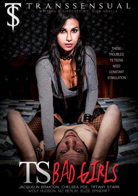 TS Bad Girls Dvd Cover