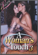 A Woman's Touch #03 Dvd Cover