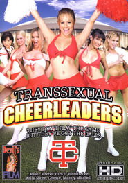 Transsexual Cheerleaders Dvd Cover