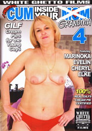 I Wanna Cum Inside Your Grandma #04 DVD Cover