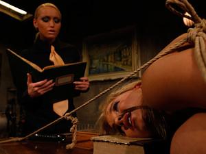 Audiency at Mistress Kathia - part 1, Scene #01