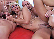 We Wanna Gangbang Your Mom #06, Scene #1