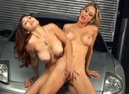 Lesbian Mechanics #01, Scene #3