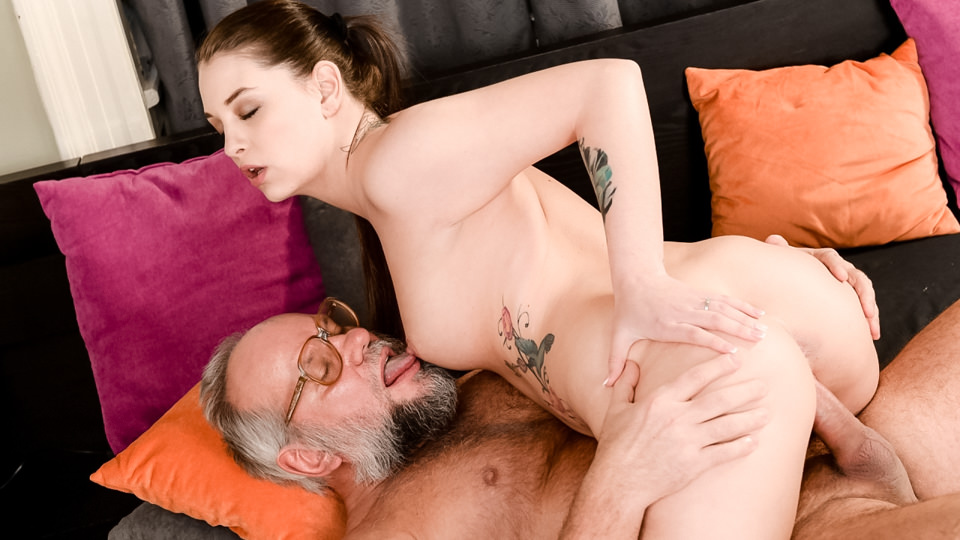 Grandpa's Dirty Magic Trick – Angelina Brill