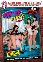 Pin-Up Girls #09 Dvd Cover