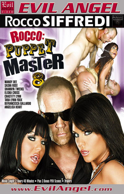 Puppet Master #08 Dvd Cover