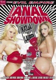 Anal Showdown DVD Cover