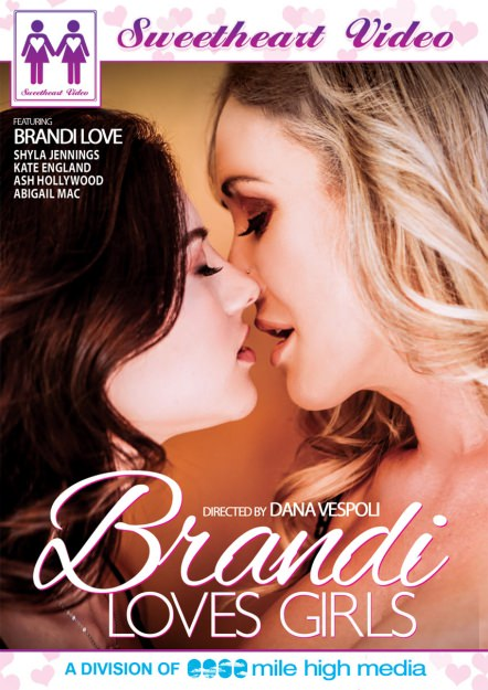 Brandi Loves Girls Dvd Cover