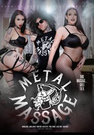 Metal Massage Dvd Cover