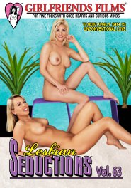 Lesbian Seductions #63 Dvd Cover