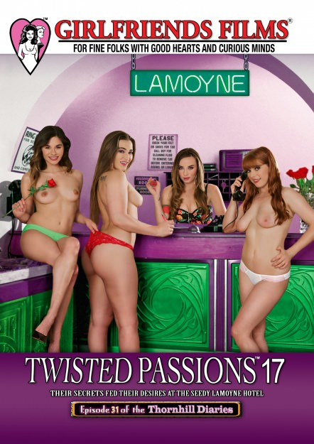 Twisted Passions #17: Lamoyne Hotel 9