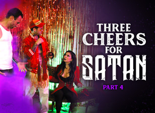 Three Cheers For Satan - Joanna Angel & Alex Legend