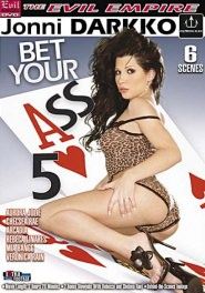 Bet Your Ass #05 DVD Cover