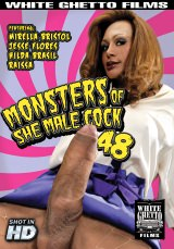 Monsters Of She Male Cock #48