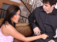 Don't Tell My Wife I Assfucked the Babysitter #02, Scene #1