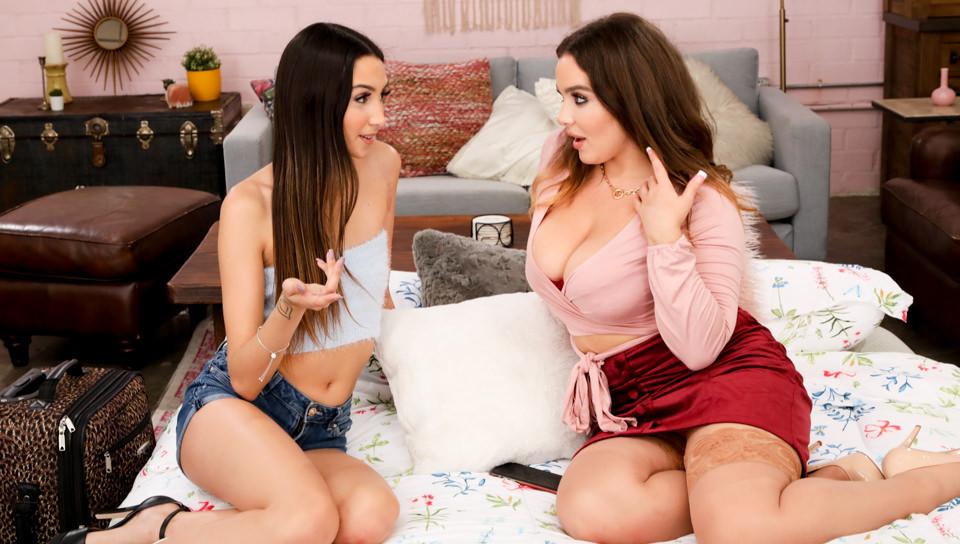 Lesbian Cougars On The Prowl - Natalia Nix & Natasha Nice