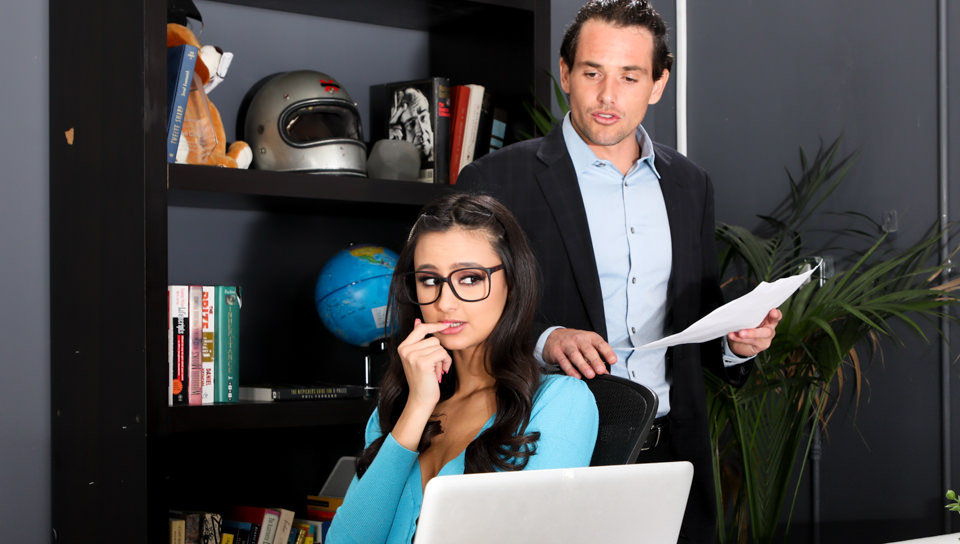 Office ASS-istants - Eliza Ibarra & Tyler Nixon