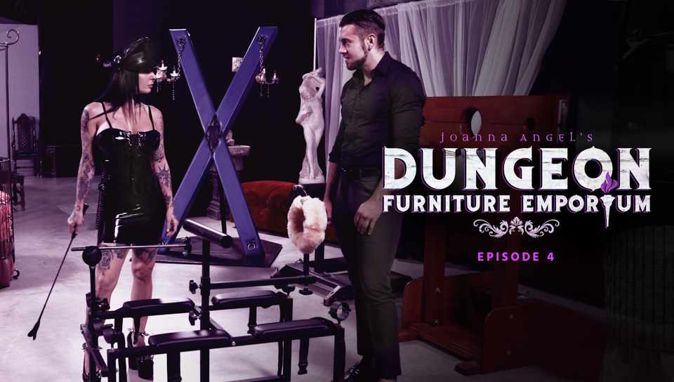 Joanna Angel's Dungeon Furniture Emporium - Episode  4