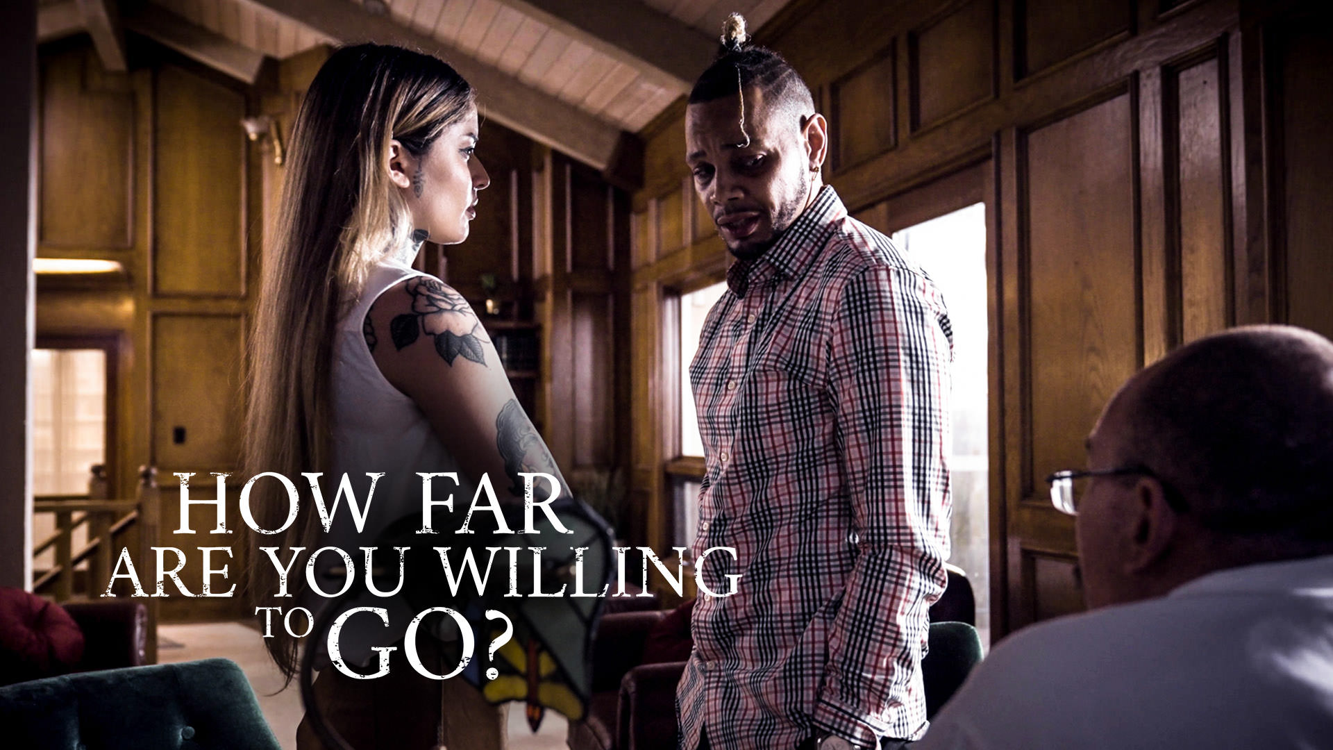 How Far Are You Willing To Go?, Scene #01
