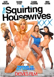 The Squirting Housewives DVD Cover