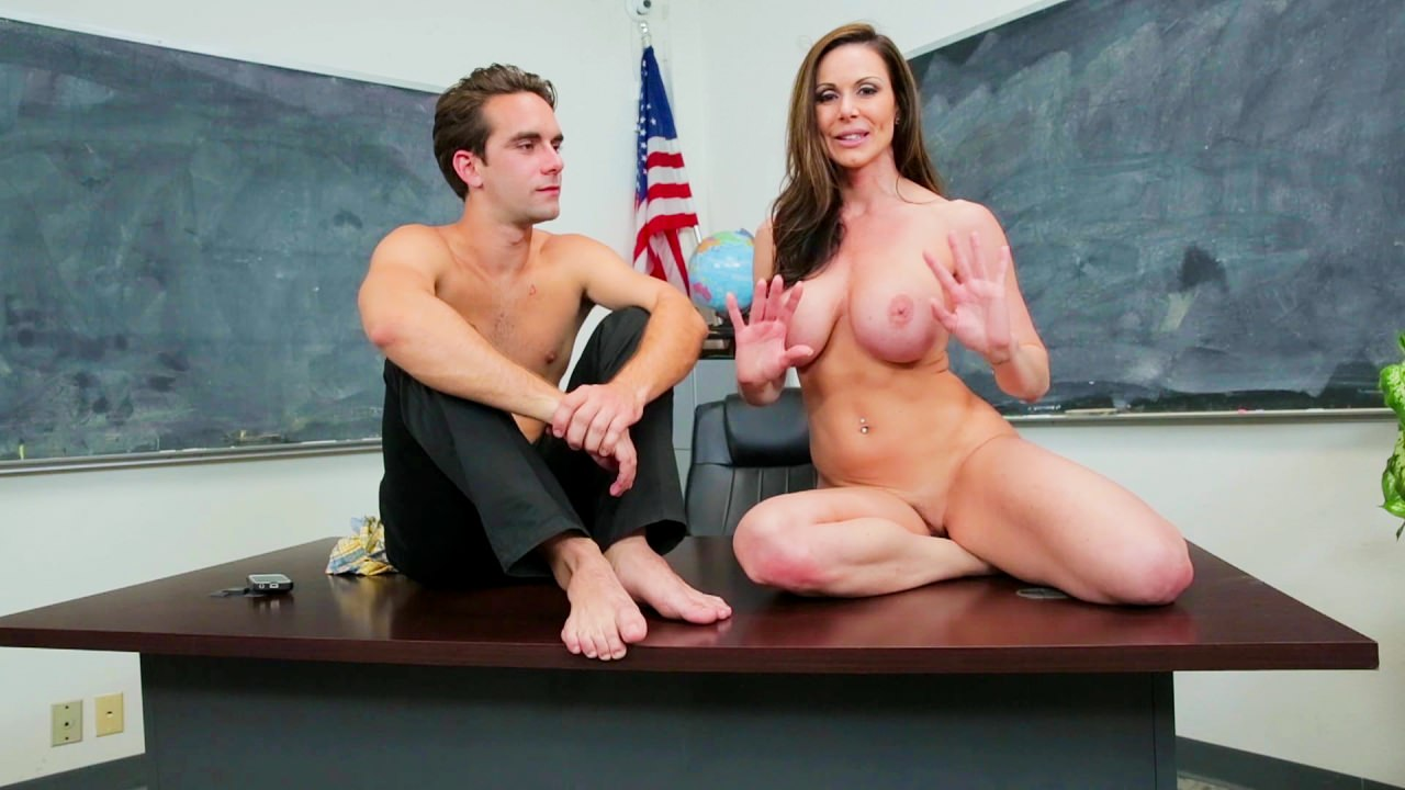 Blackmailed MILFs - Scene 6