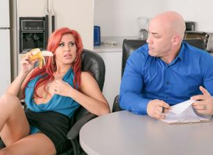Big Tit Office Chicks #02, Scene #03