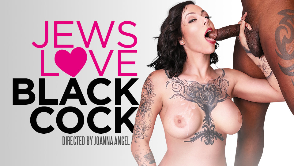Jews Love Black Cock - Part 1