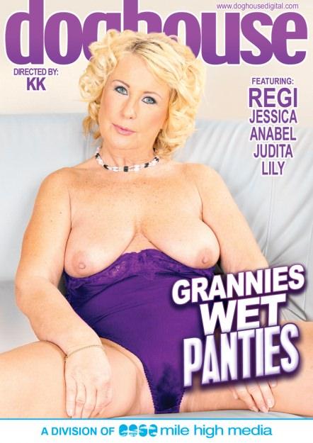 Grannies Wet Panties Dvd Cover