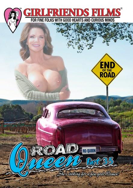 Road Queen #35 DVD Cover