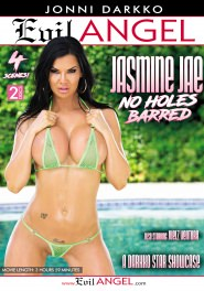 Jasmine Jae No Holes Barred DVD Cover