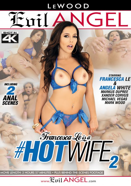 Francesca Le Is A Hot Wife #02 Dvd Cover