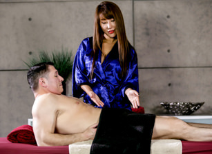 Asian Strip Mall Massage #04, Scene #01