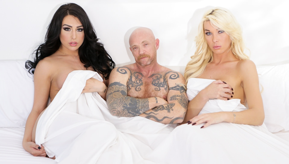 TS x 3 – Buck Angel, Aubrey Kate, Chanel Santini