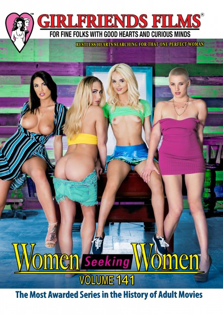 Women Seeking Women #141 DVD Cover