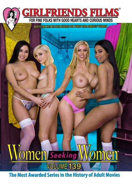 Women Seeking Women #139 DVD Cover