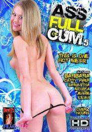 Ass Full Of Cum #05 DVD Cover