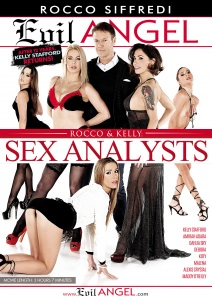 Rocco & Kelly: Sex Analysts Dvd Cover