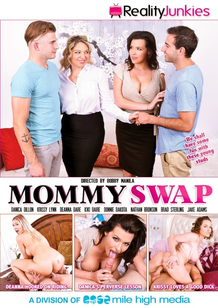 Mommy Swap Dvd Cover