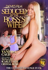 Seduced By The Boss' Wife #09 Dvd Cover