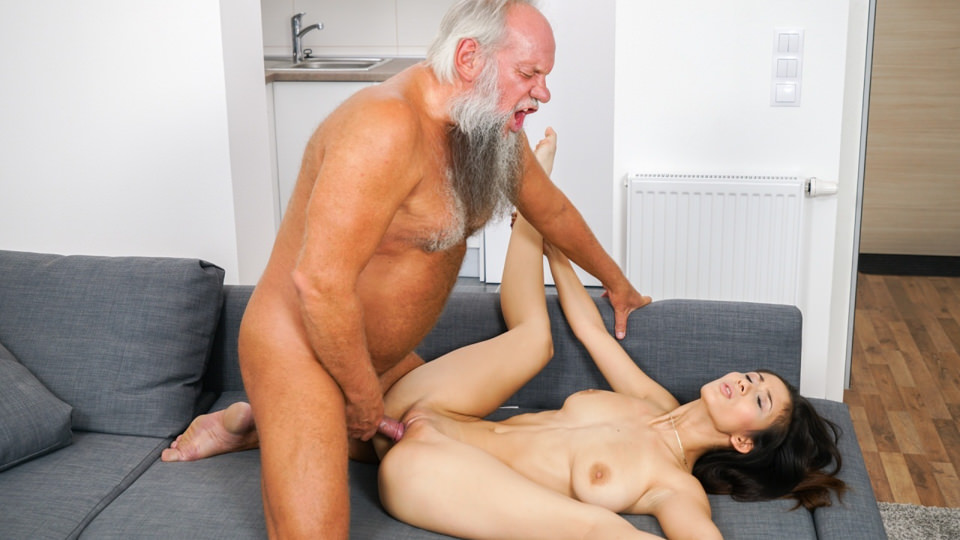 Feels So Good with Darcia Lee, Albert on 21sextreme's sex channel