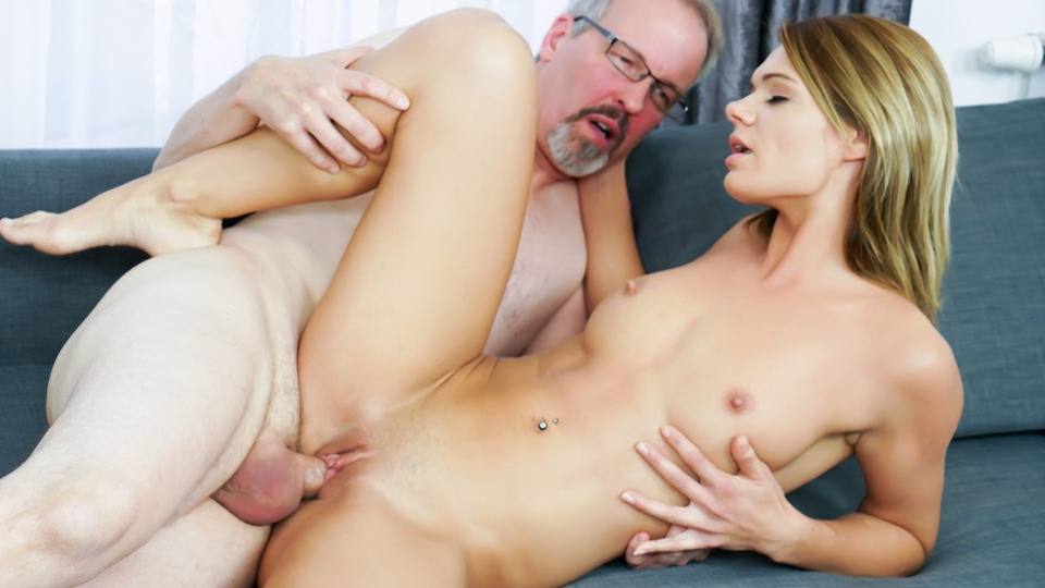 Age Is No Problem with Lara West, Michael on 21sextreme's sex channel