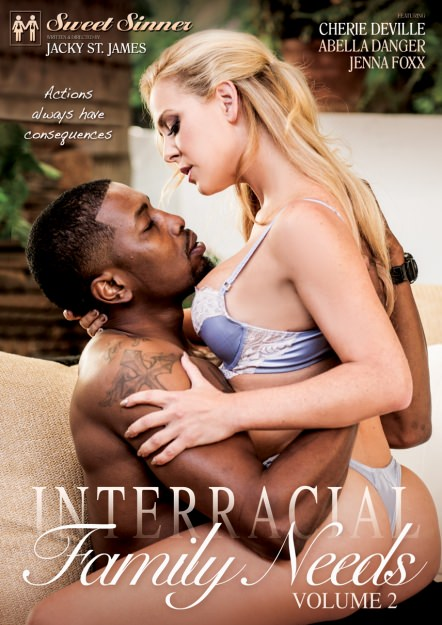 Interracial Family Needs #02 Dvd Cover