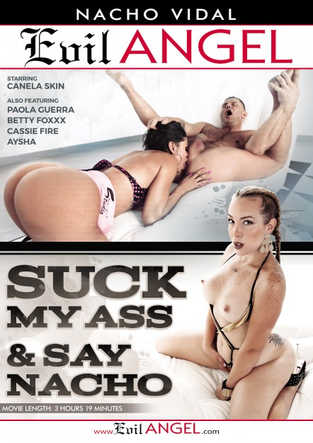 Suck My Ass & Say Nacho Dvd Cover