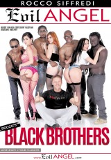 Rocco's Black Brothers Dvd Cover