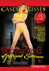 Transsexual Girlfriend Experience #05 Dvd Cover