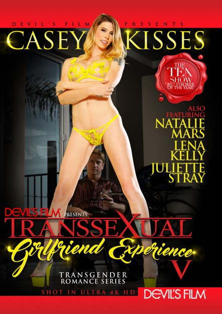 Transsexual Girlfriend Experience #05