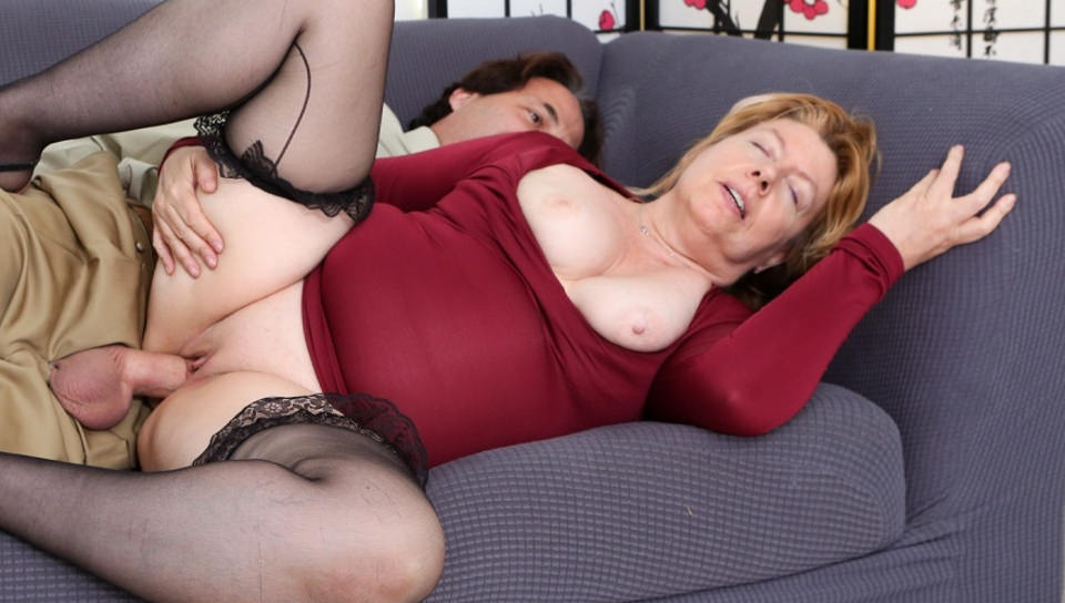 Horny Grannies Love To Fuck #12, Scene #03