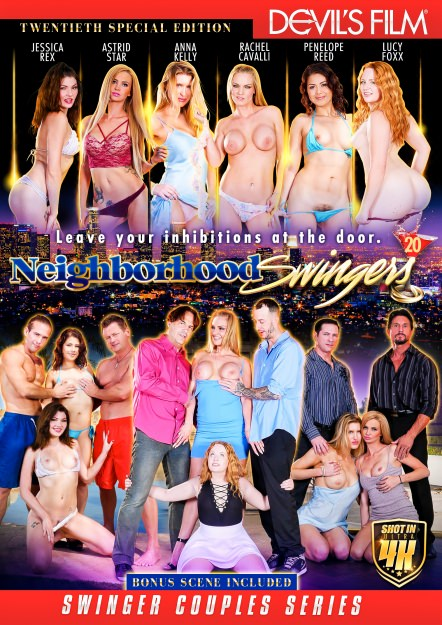 Neighborhood Swingers #20 Dvd Cover