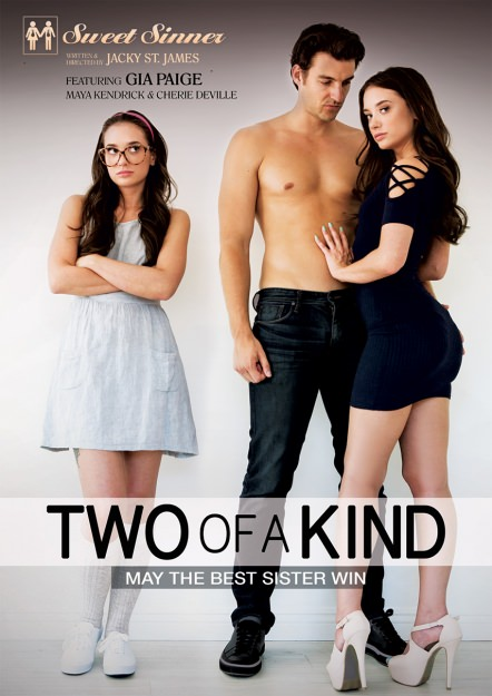 Two Of A Kind Dvd Cover