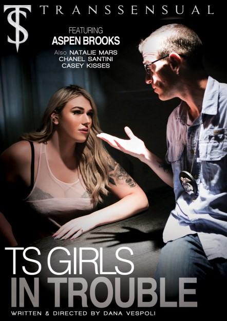 TS Girls In Trouble Dvd Cover